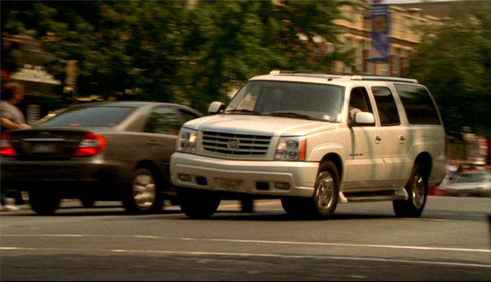 2003 Cadillac Escalade Esv Tony Sopranos From The Sopranos