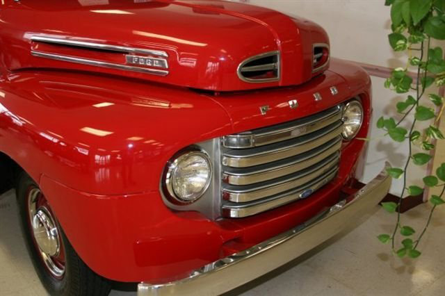 1950 FORD 1/2 TON PICKUP - Misc 1 - 63934