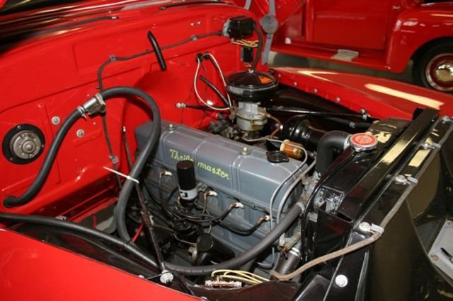 1951 CHEVROLET 1/2 TON PICKUP - Engine - 63937