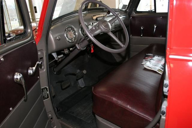 1951 CHEVROLET 1/2 TON PICKUP - Interior - 63937