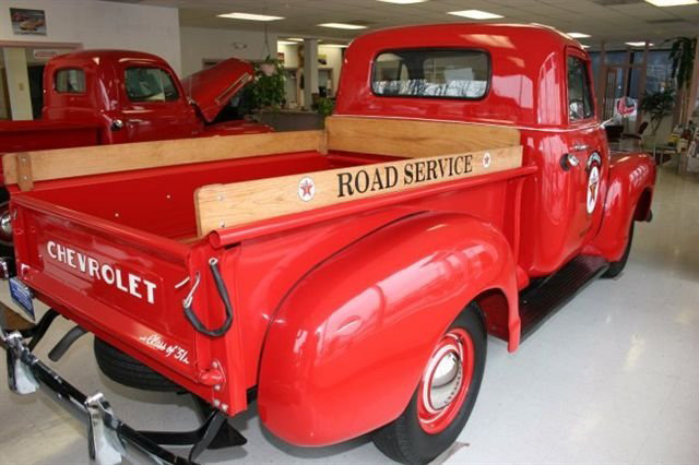 1951 CHEVROLET 1/2 TON PICKUP - Rear 3/4 - 63937