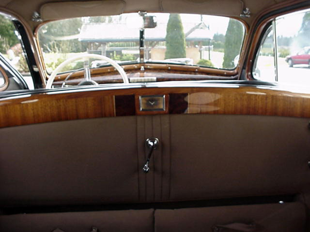 1940 CADILLAC FLEETWOOD LIMO CUSTOM 4 DOOR - Misc 1 - 64008