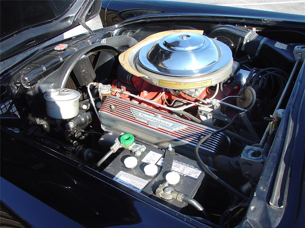 1955 FORD THUNDERBIRD CONVERTIBLE - Engine - 64019