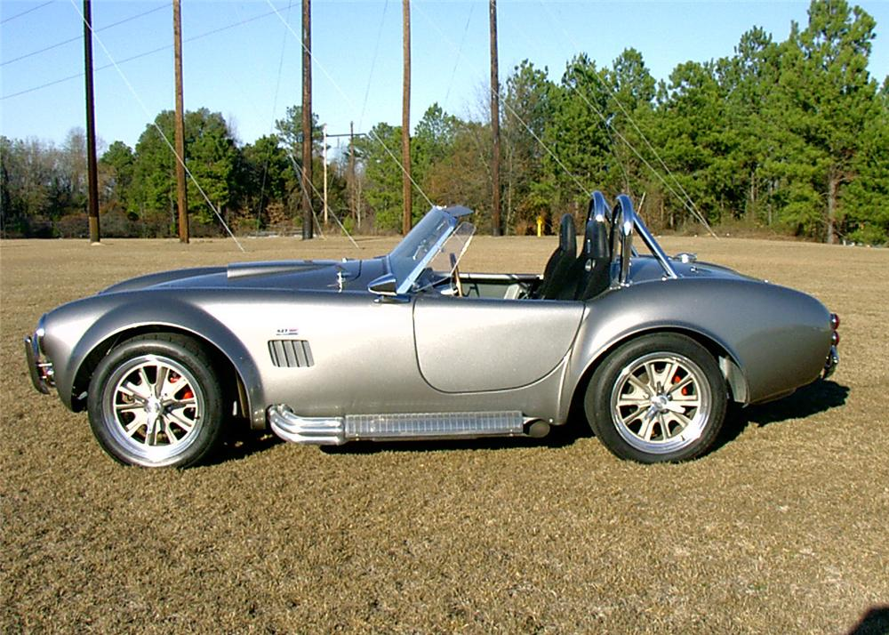 1965 SHELBY COBRA RE-CREATION ROADSTER - Side Profile - 64045