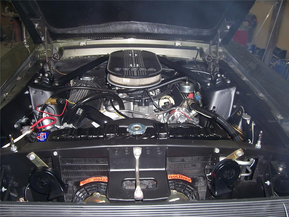 1968 FORD MUSTANG ELEANOR RE-CREATION - Engine - 64058