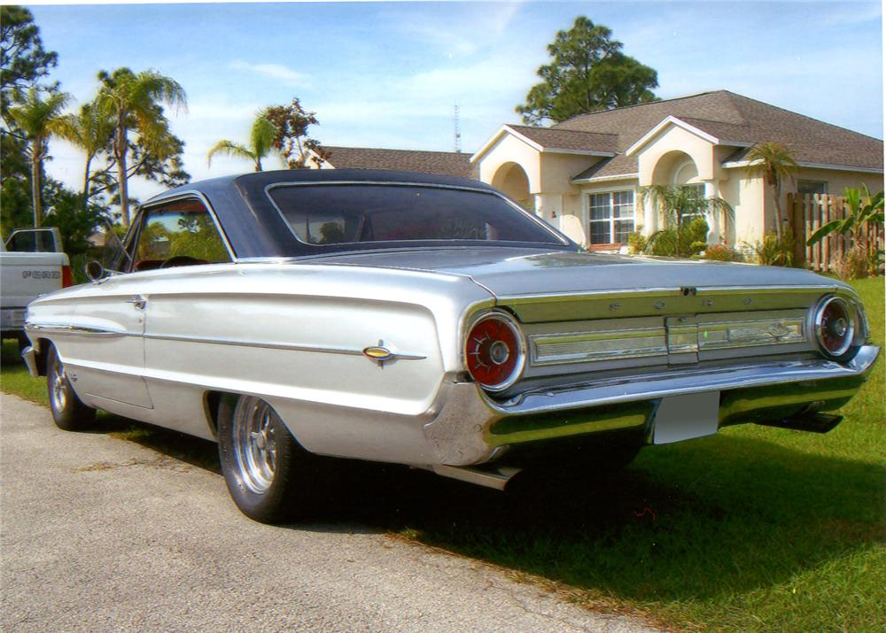 1964 ford galaxie 500 xl 2 door coupe 64061. Black Bedroom Furniture Sets. Home Design Ideas