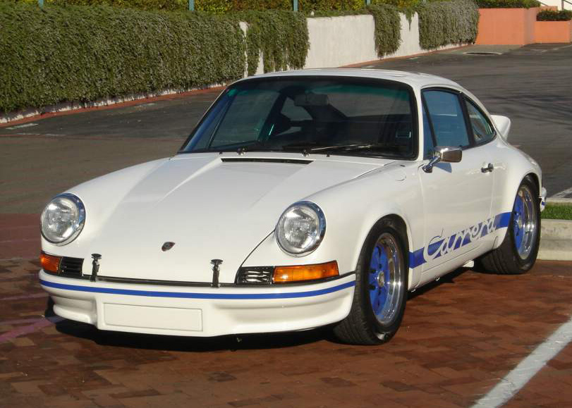 1979 PORSCHE 911 RS RE-CREATION COUPE - Front 3/4 - 64065
