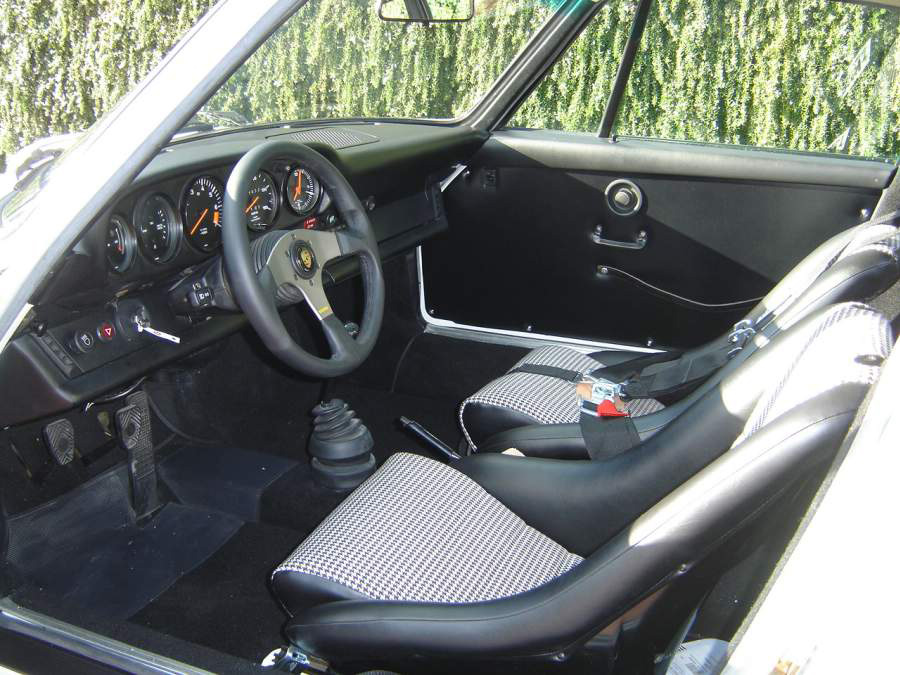 1979 PORSCHE 911 RS RE-CREATION COUPE - Interior - 64065