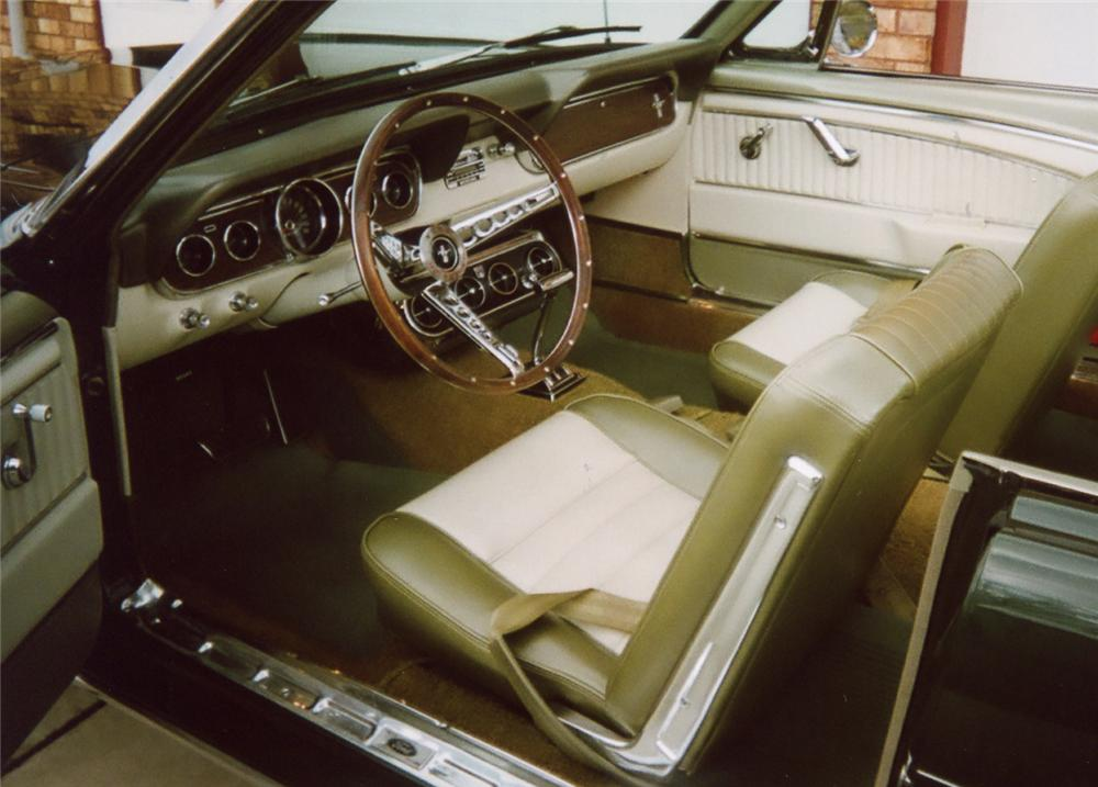 1966 Ford Mustang Convertible 64099