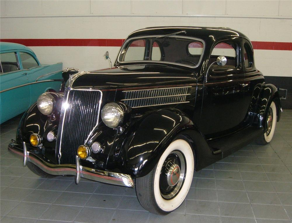 1936 ford 5 window coupe 64101