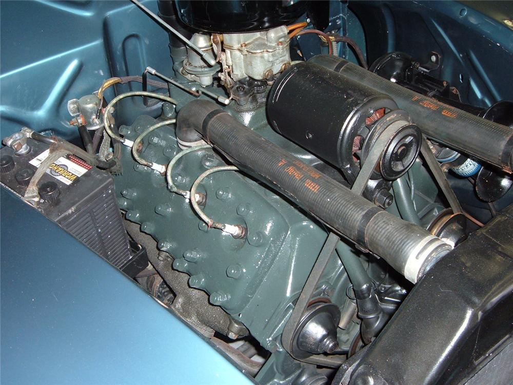 1940 FORD CONVERTIBLE - Engine - 64111