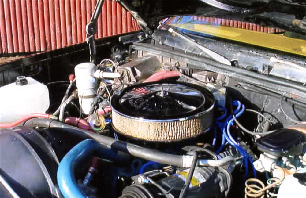 1978 CHEVROLET EL CAMINO SS PICKUP - Engine - 64119