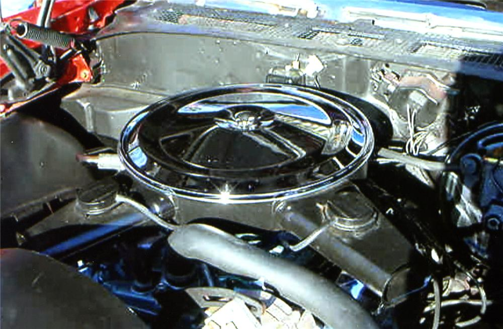 1969 PONTIAC GTO CONVERTIBLE - Engine - 64121