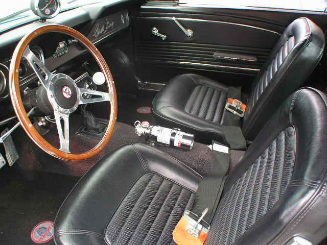 1965 SHELBY GT350 FASTBACK RE-CREATION - Interior - 64153