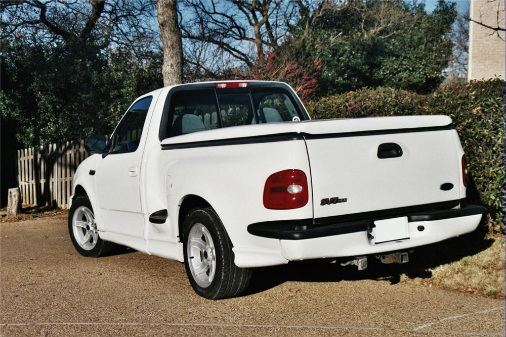 1999 FORD F-150 LIGHTNING SVT PICKUP - Rear 3/4 - 64178