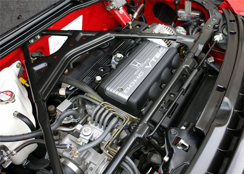 1995 ACURA NSX-T COUPE - Engine - 64209