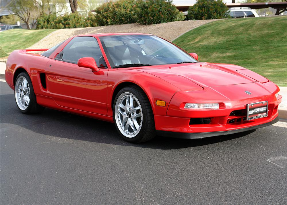 Acura Exotic Car >> 1995 ACURA NSX-T COUPE - 64209
