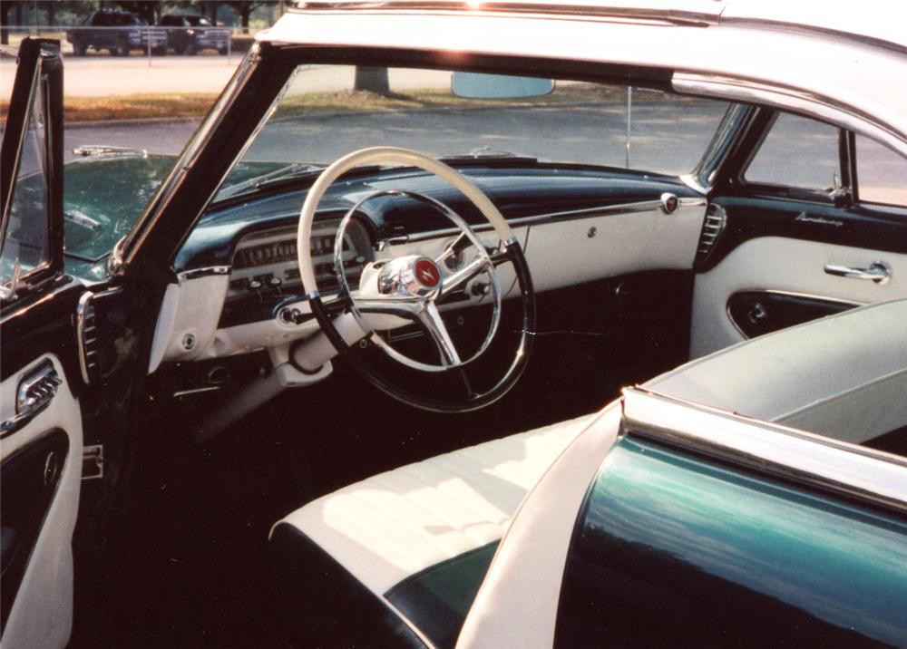 1954 MERCURY MONTEREY SUN VALLEY - Interior - 64220