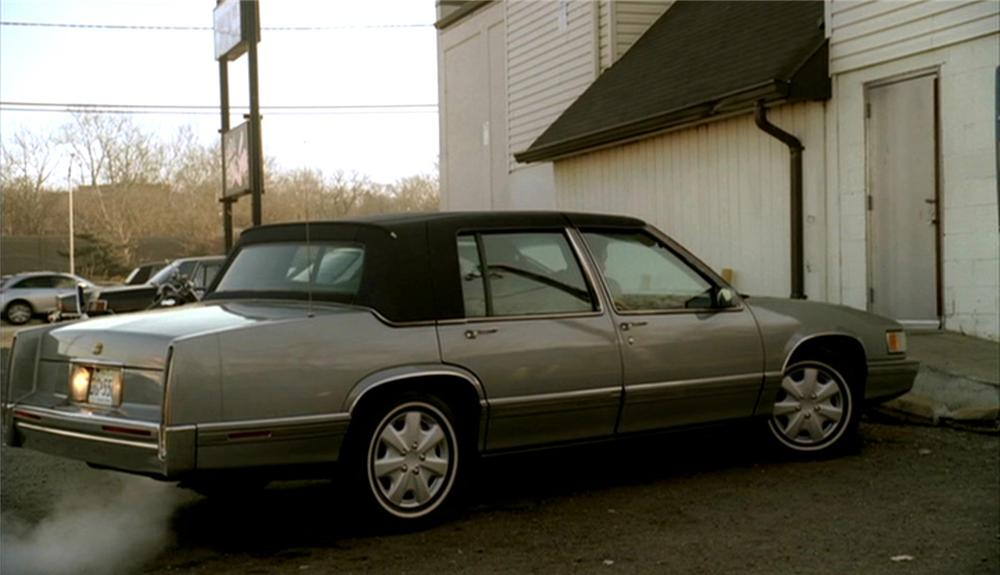 "1993 CADILLAC PATSYS FROM ""THE SOPRANOS"" #1 - Front 3/4 - 64238"