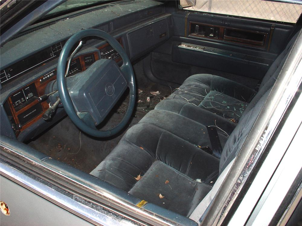 "1993 CADILLAC PATSYS FROM ""THE SOPRANOS"" #1 - Interior - 64238"