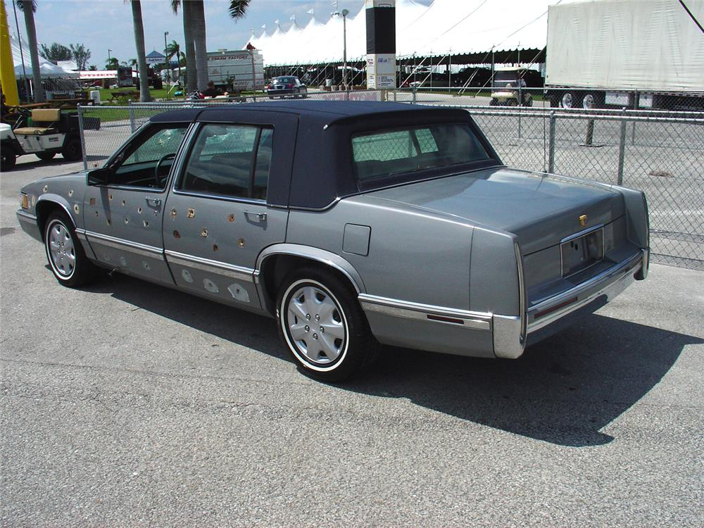 "1993 CADILLAC PATSYS FROM ""THE SOPRANOS"" #1 - Side Profile - 64238"