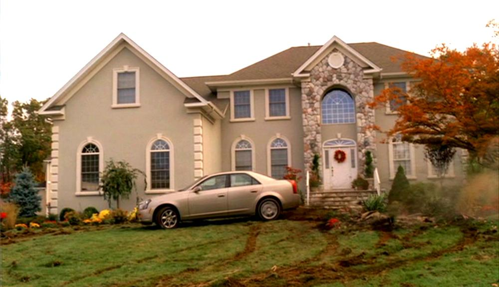 """2003 CADILLAC CTS PAULIES FROM """"THE SOPRANOS"""" - Engine - 64241"""