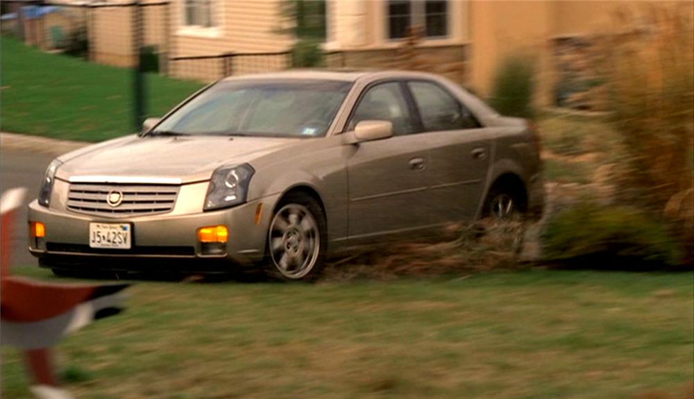 """2003 CADILLAC CTS PAULIES FROM """"THE SOPRANOS"""" - Front 3/4 - 64241"""