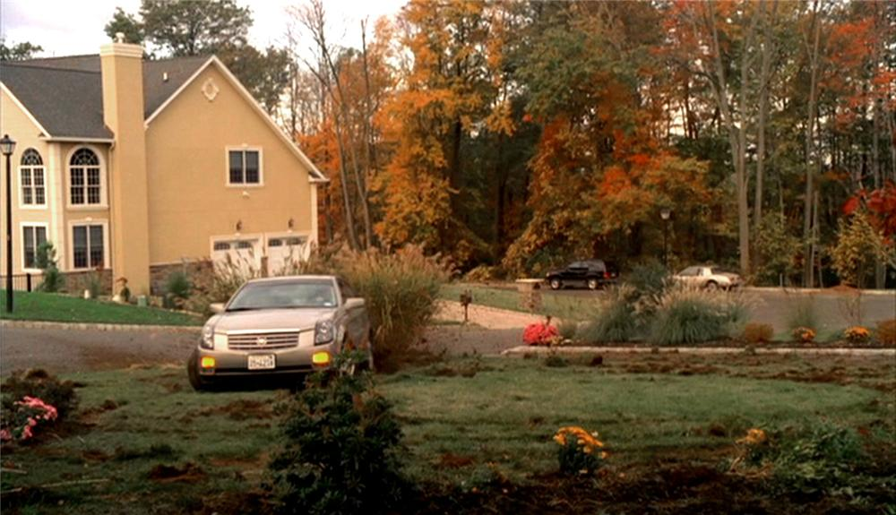 """2003 CADILLAC CTS PAULIES FROM """"THE SOPRANOS"""" - Rear 3/4 - 64241"""
