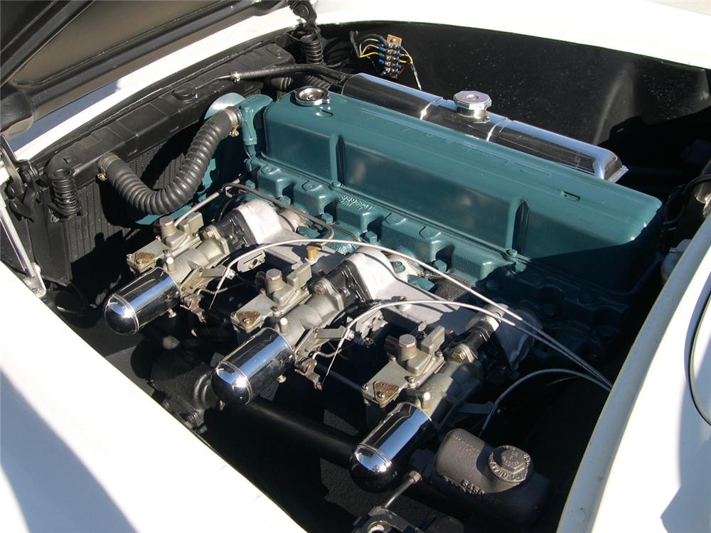 1954 CHEVROLET CORVETTE CONVERTIBLE - Engine - 64309