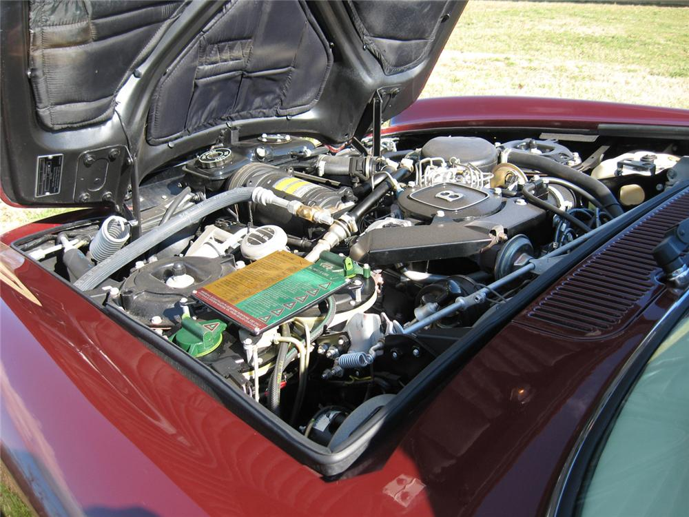 1987 BENTLEY ZER-GREEN CONVERTIBLE - Engine - 64320