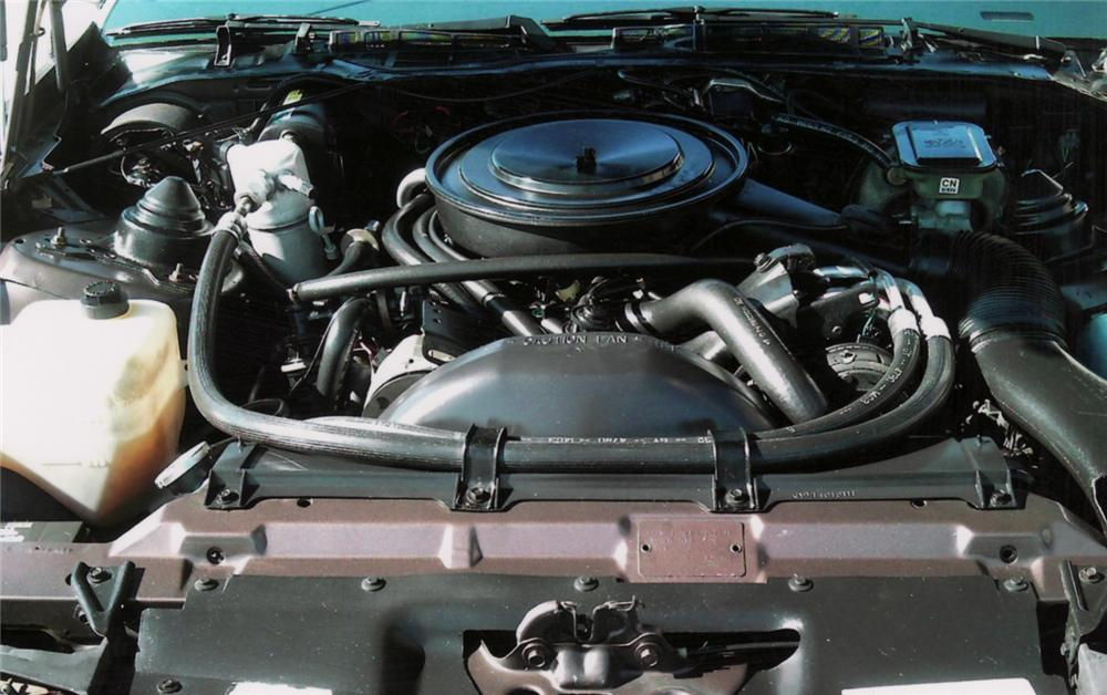 1983 CHEVROLET CAMARO Z/28 COUPE - Engine - 64348