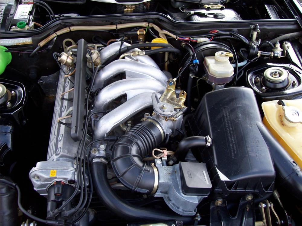 1983 PORSCHE 944 COUPE - Engine - 64376