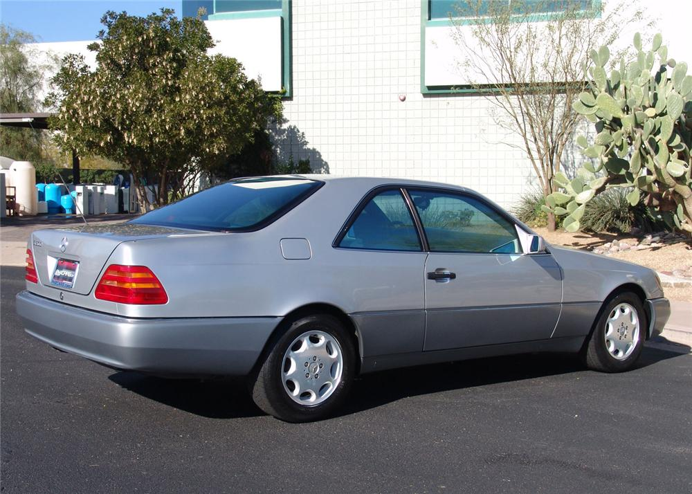 1996 mercedes benz s500 coupe 64384 for Mercedes benz s500 coupe
