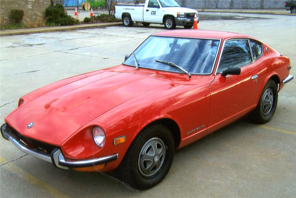 1972 Datsun 240z 2 Door Coupe 64409