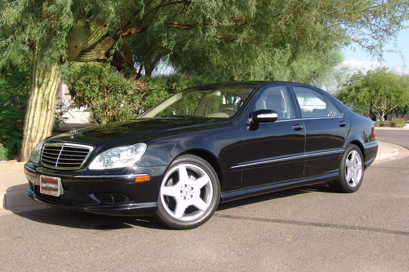 Mercedes Benz Las Vegas >> 2003 MERCEDES-BENZ S500 SPORT SEDAN - 64416