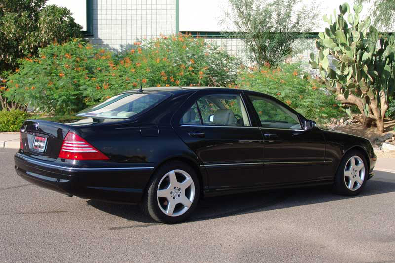 2003 mercedes benz s500 sport sedan 64416 for Mercedes benz s500 2003