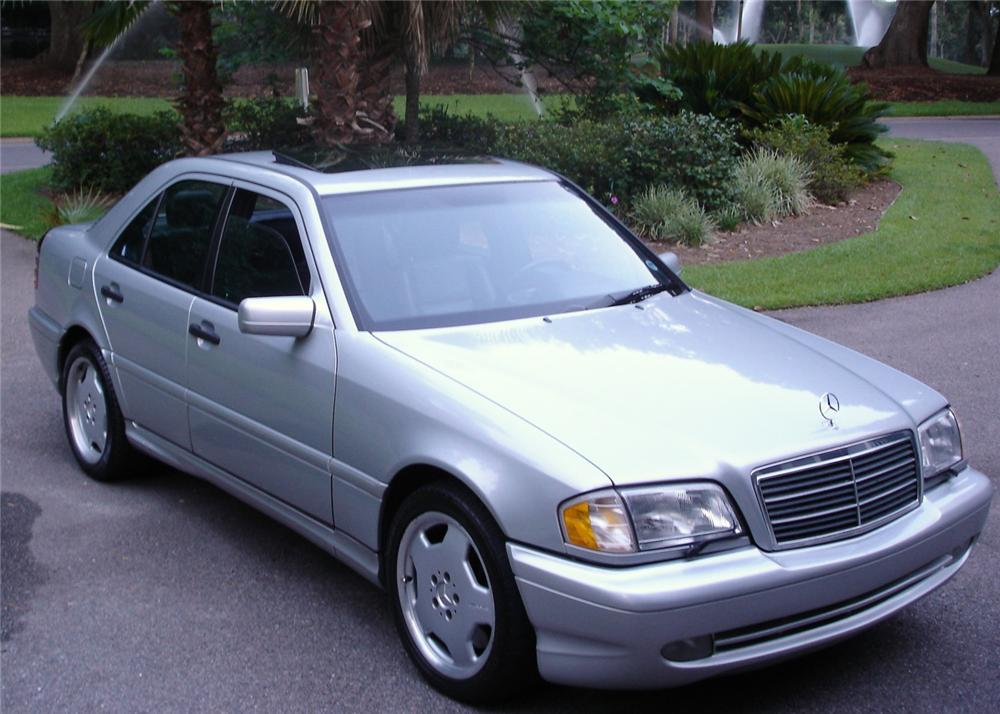 1999 MERCEDES-BENZ CUSTOM SEDAN - Front 3/4 - 64634