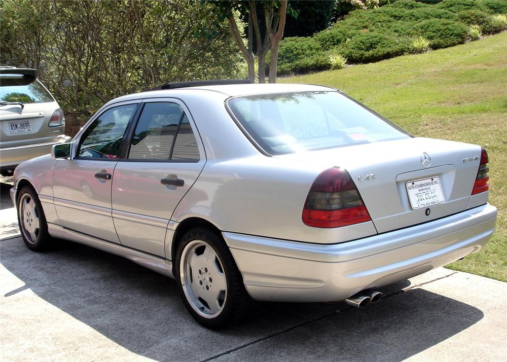 1999 MERCEDES-BENZ CUSTOM SEDAN - Rear 3/4 - 64634