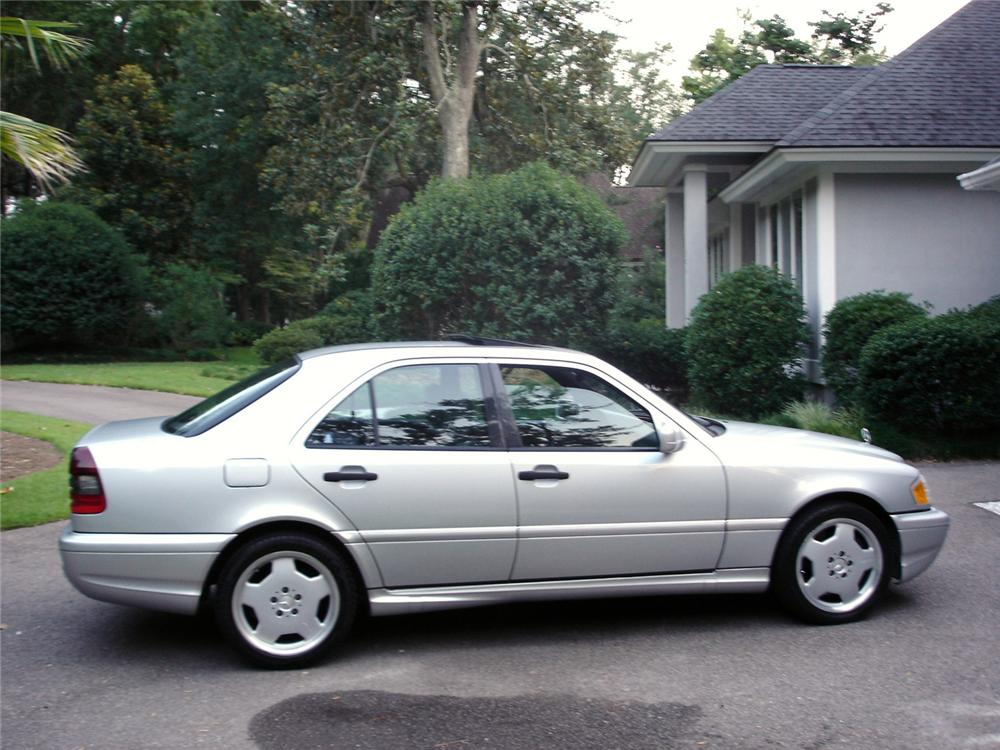 1999 MERCEDES-BENZ CUSTOM SEDAN - Side Profile - 64634