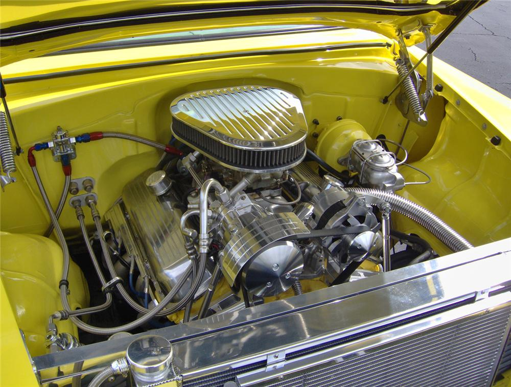 1955 CHEVROLET 210 2 DOOR PRO-STREET - Engine - 64702