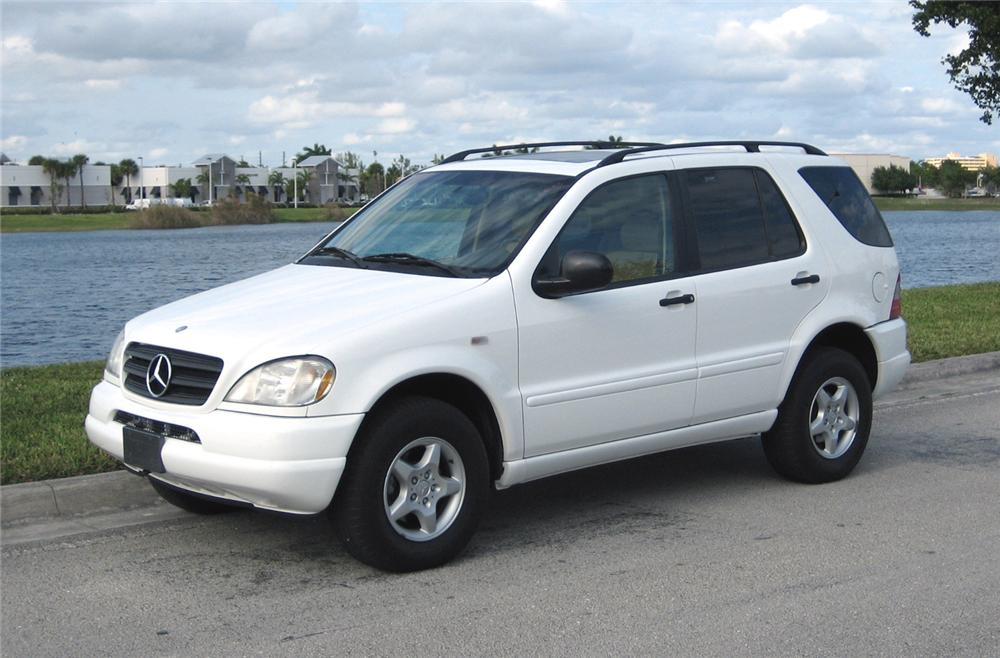 1998 mercedes benz 320ml suv 64833 for Pictures of mercedes benz suv
