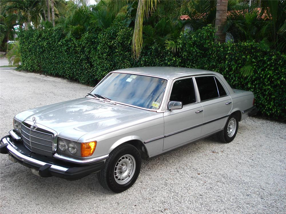 1978 mercedes benz 450sel 4 door sedan 65274 for Mercedes benz 4 door