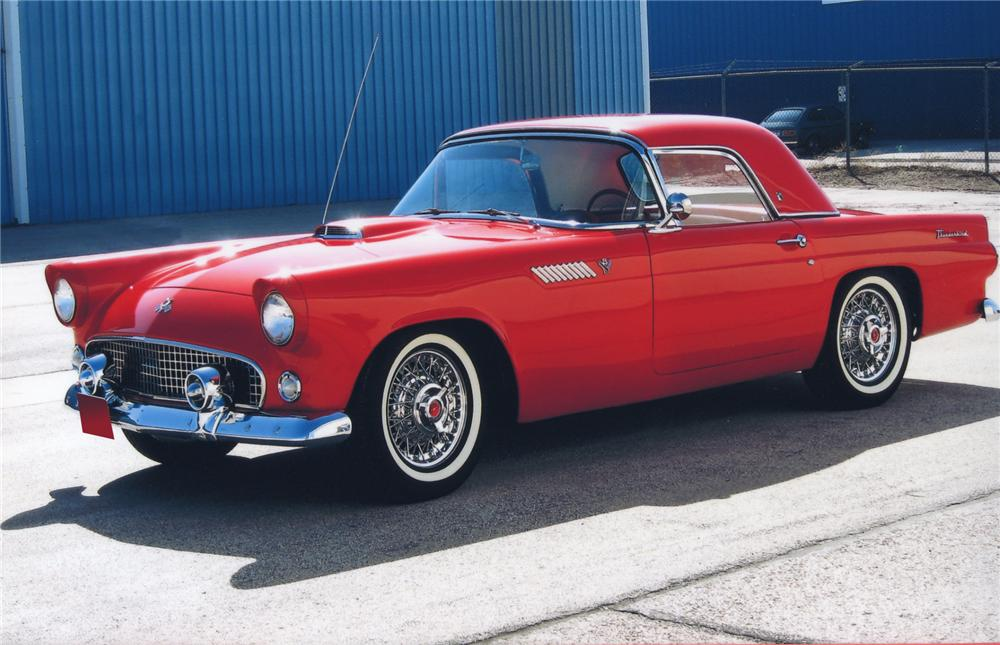 1955 Ford Thunderbird Convertible65748