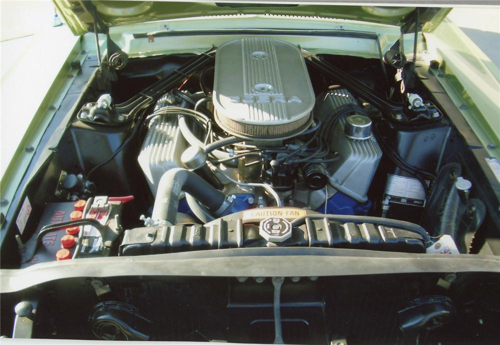 1967 SHELBY GT500 FASTBACK - Engine - 65750