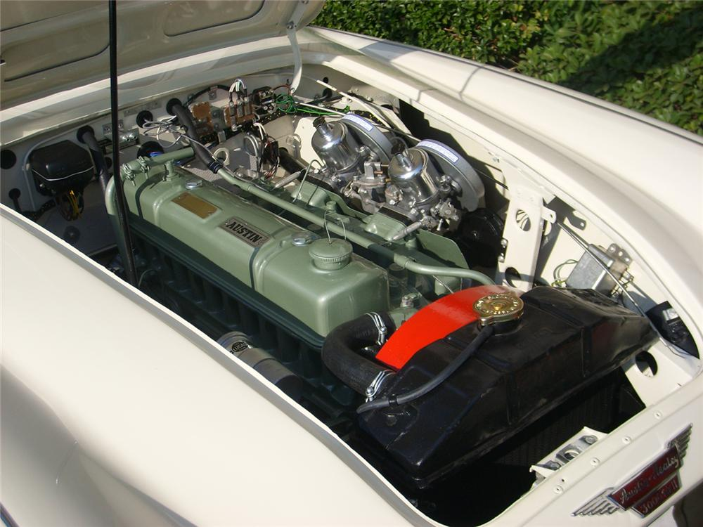 1963 AUSTIN-HEALEY 3000 MARK II BJ7 SPORTS CONVERTIBLE - Engine - 65754