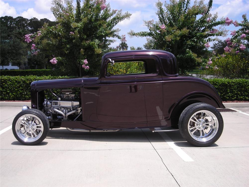 1932 ford 3 window coupe 65795 for 1932 3 window ford