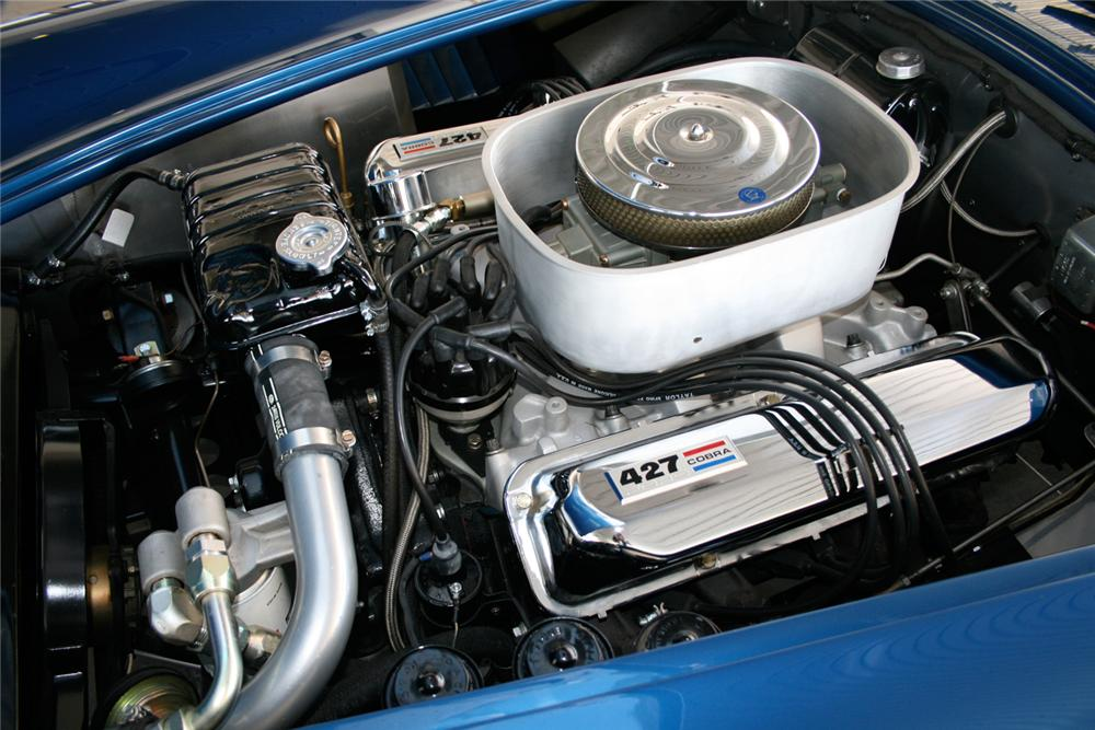 1966 SHELBY COBRA 427 ROADSTER RE-CREATION - Engine - 65798