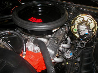 1969 CHEVROLET CAMARO Z/28 SPORT COUPE - Engine - 65830