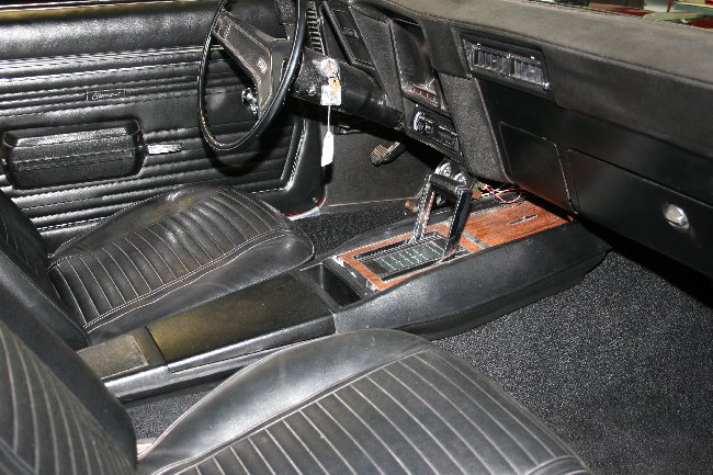 1969 FORD MUSTANG 428 SCJ MACH 1 FASTBACK - Interior - 65844