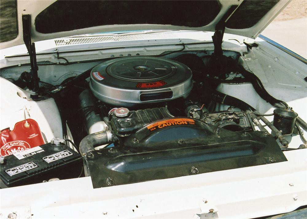 1962 FORD THUNDERBIRD 2 DOOR COUPE - Engine - 65848